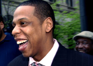 CELEBRITY HAIRCUT JAY Z