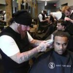 BLACK BARBERSHOPS
