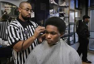 BLACK HAIRCUTS