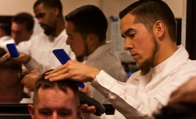 Black Barbers and Black Barbershops