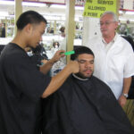 BARBER TRAINING